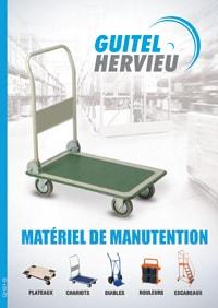 Catalogue matériel de Manutention Guitel hervieu