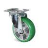 Roulette à platine – De 180 à 350 kg - à platine pivotante, 40, 180, 80, 108, 41, 105x85, 9, à billes, 80x60