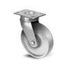 Roulette à platine – 450 à 1200 kg - à platine pivotante, 50, 450, 100, 150, 43, 150x110, 13, à billes, 105x80
