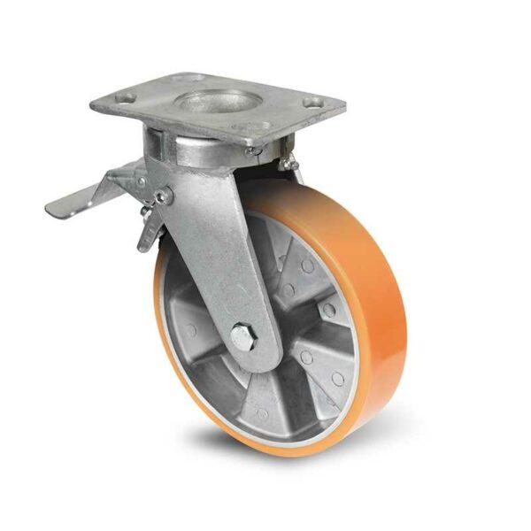 Roulette à platine – 400 à 1000 kg