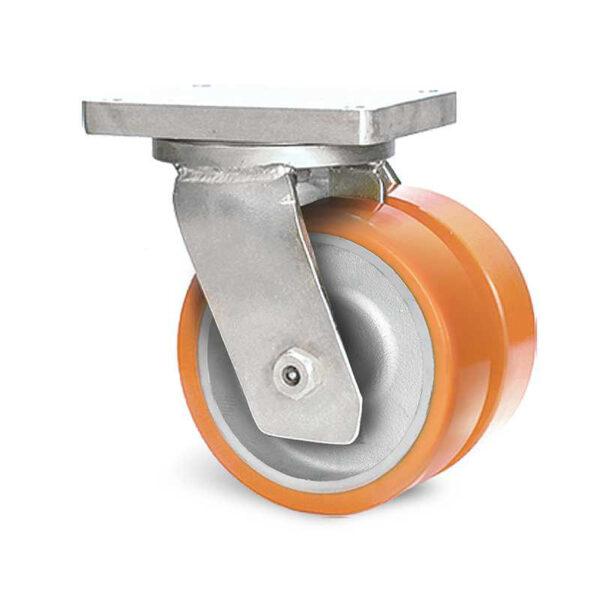 Roulette à platine – 3950 à 5500 kg