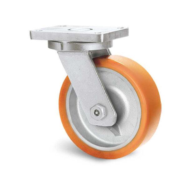 Roulette à platine – 1400 à 2500 kg