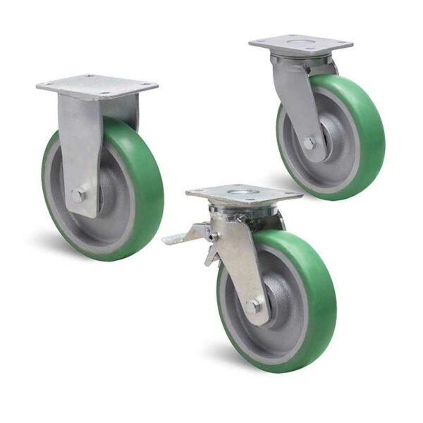 Roulette à platine – 500 à 750 kg