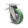 Roulette à platine – 500 à 750 kg - à platine pivotante à simple blocage, 50, 500, 150, 200, 60, 138x110, 11, à billes, 105x80
