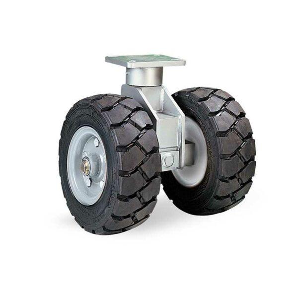 Roulette à platine – 4290 kg