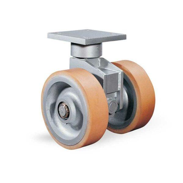Roulette à platine – 9000 kg