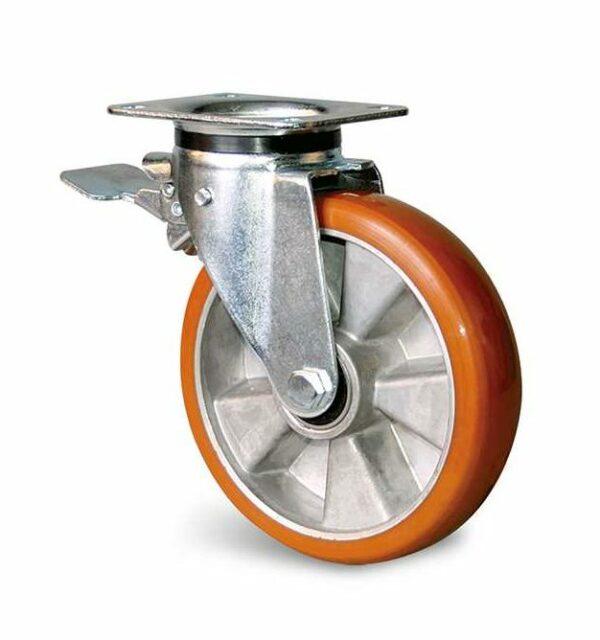 Roulette à platine – 400 kg