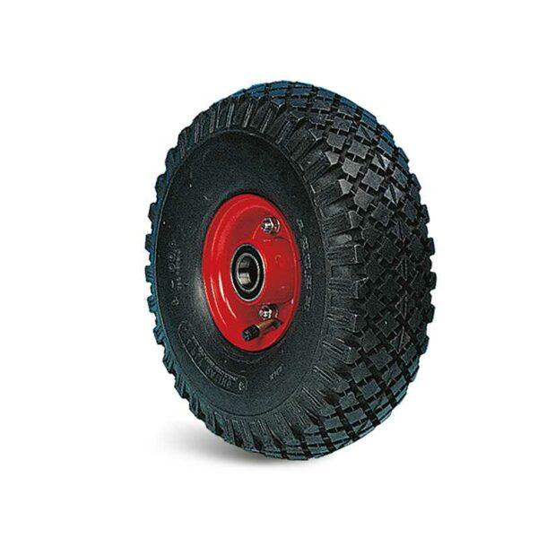 Roue pneumatique industriel - 210 à 2755 kg