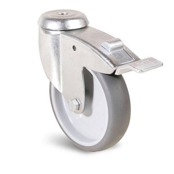 Roulette à platine – 100 à 125 kg