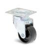 Roulette à platine – C-774/83 PL - à platine pivotante, 15, 20, 30, 48, 14, 38x38, 29x29, lisse