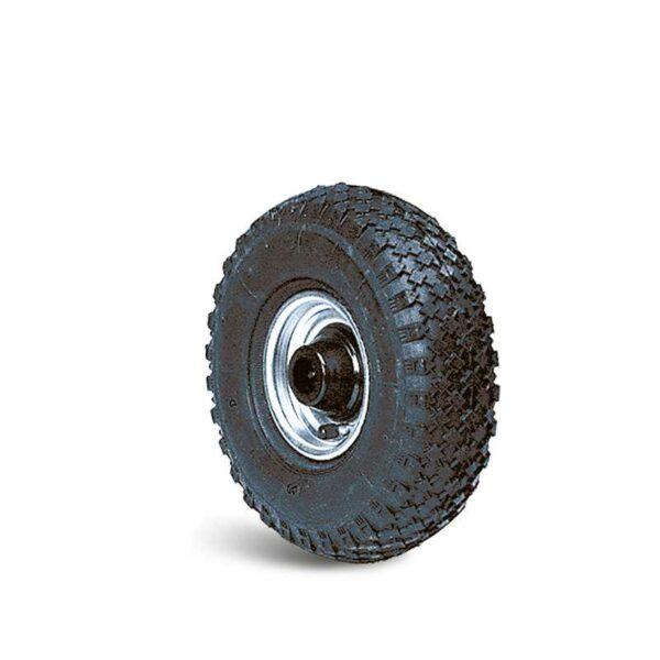 Roue pneumatique industriel - 210 à 2145 kg