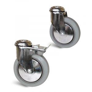 Roulette à trou central – 100 kg