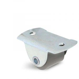 Roulette à platine – Drill PL Poly Gris