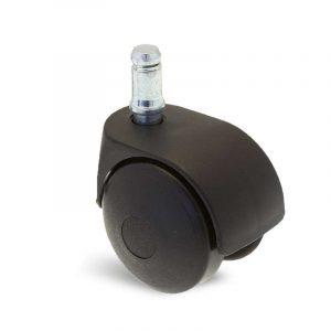 Roulette à tige filetée – 20 à 50 kg