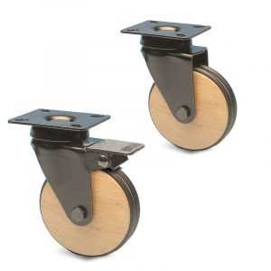 Roulette à platine – Unibois PL