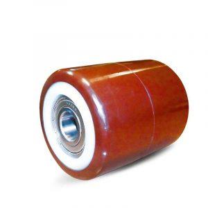 Galet polyuréthane injecté Ethanyl® - 400 à 500 kg