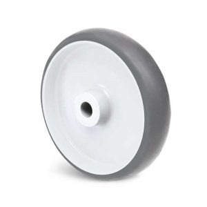 Roue caoutchouc thermoplastique – 40 à 200 kg